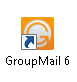GroupMail 6 - Start - Open GroupMail