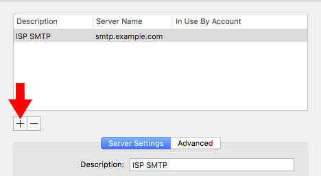 Sierra 10.12 - Mac Mail - Step 4 - Change the SMTP port, set Authentication to MD5 Challenge-Response and enter your username and password